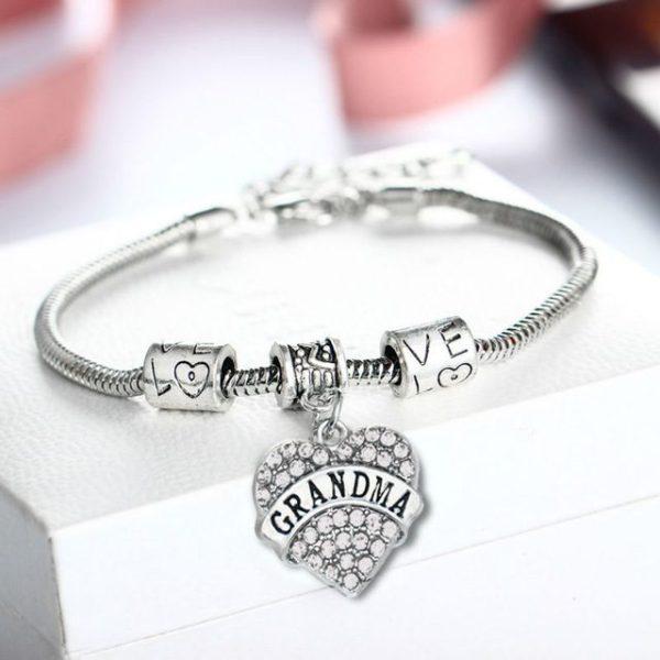 bracelet-ladies-grandma-clear-crystals-heart