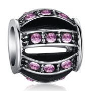 charm-silver-plated-leading-lady-clear-purple-CZ