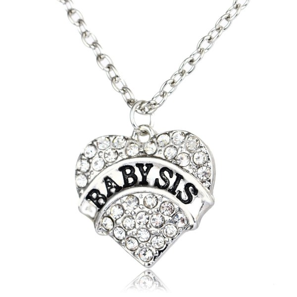 necklace-ladies-baby-sis-clear-crystals-heart