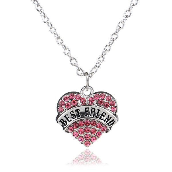 necklace-ladies-best-friend-pink-crystals-heart