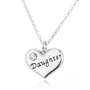 necklace-ladies-daughter-silver-heart-diamante