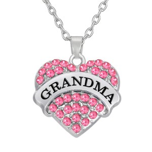 necklace-ladies-grandma-pink-crystals-heart