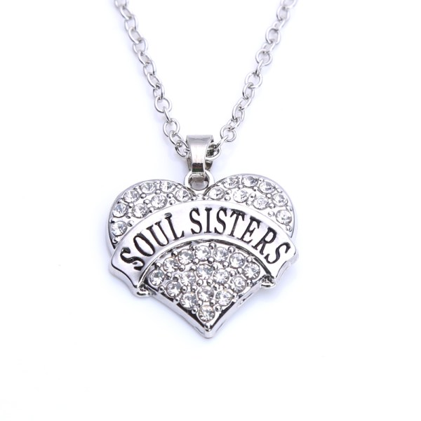 necklace-ladies-soul-sisters-clear-crystals-heart