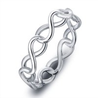 ring-ladies-sterling-silver-infinity-twist-plated