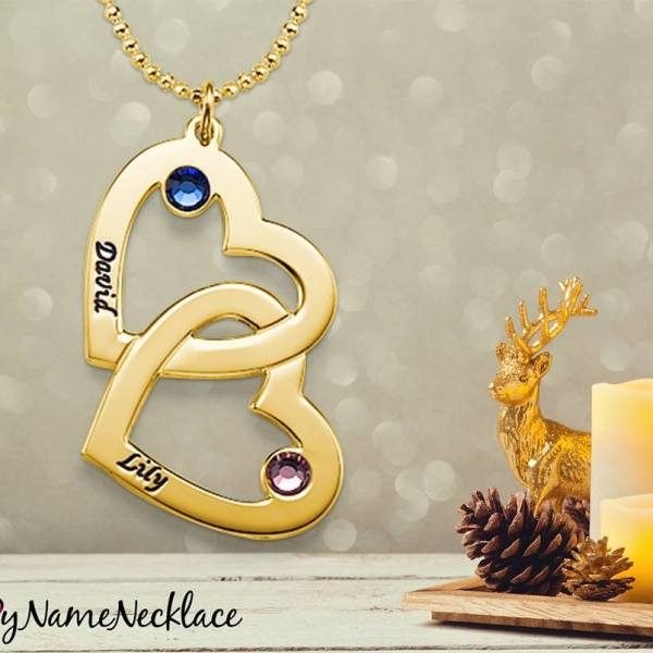 necklace-couples-18kt-gold-plated-birthstone-engraved-heart-in-heart