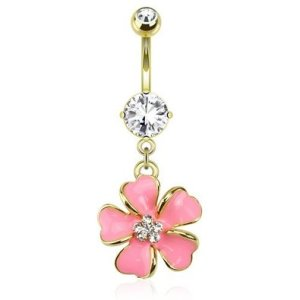 pink-epoxy-flower-and-cz-center-dangle-14kt-gold-plated-navel-ring_1850471