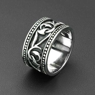 ring-mens-stainless-steel-tribal-celtic-pattern