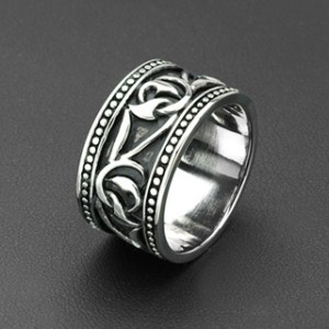 ring-mens-stainless-steel-tribal-celtic-pattern