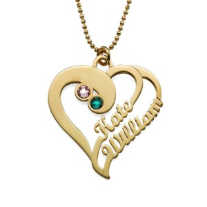 Two-Hearts-Forever-One-Necklace-with-Gold-Plating_jumbo