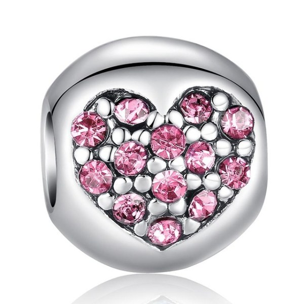 VOROCO-925-Silver-Sparkling-Love-Of-My-Life-Heart-Pink-CZ-Floating-Charms-Fit-Pan-Bracelet_jpg_640x640
