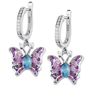 Wholesale-Butterfly-Earring-Birthstone-Earrings-White-Gold-Color-Women-Earring_jpg_640x640