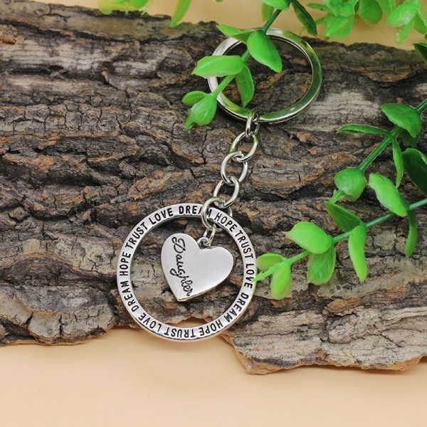 XIAOJINGLING-Fashion-Women-Keychains-Keyring-Keyfob-Charming-Women-Jewelry-HOPE-TRUST-LOVE-DREAM-Daughter-Gifts-Graduation2