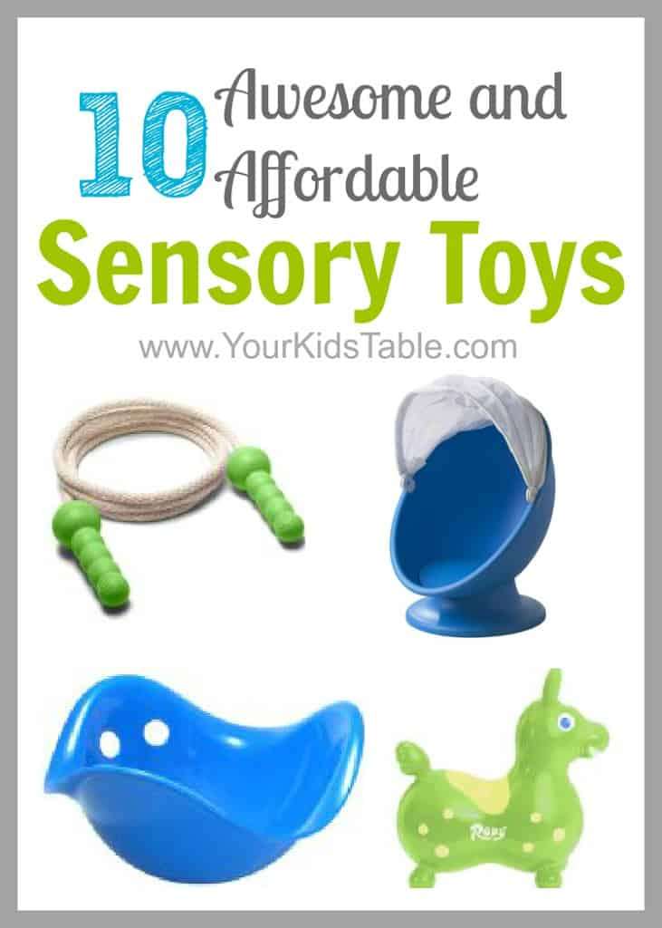 chair for autistic child ikea garden cushions 10 awesome and cheap sensory toys - your kid's table