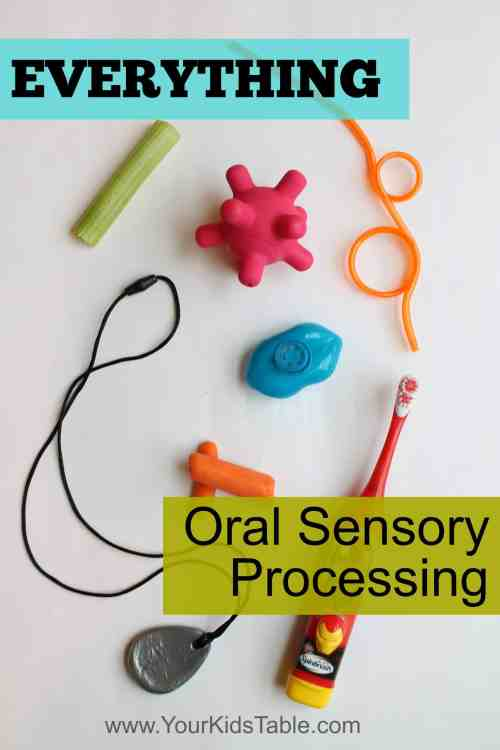 small resolution of Everything Oral Sensory: The Total Guide - Your Kid's Table