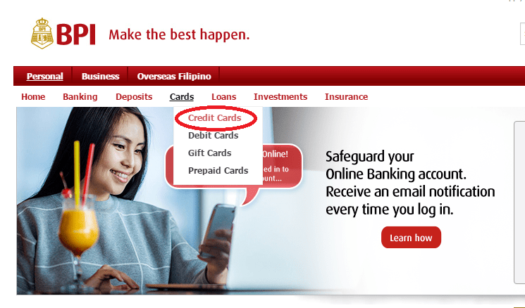 How To Apply For BPI Credit Card