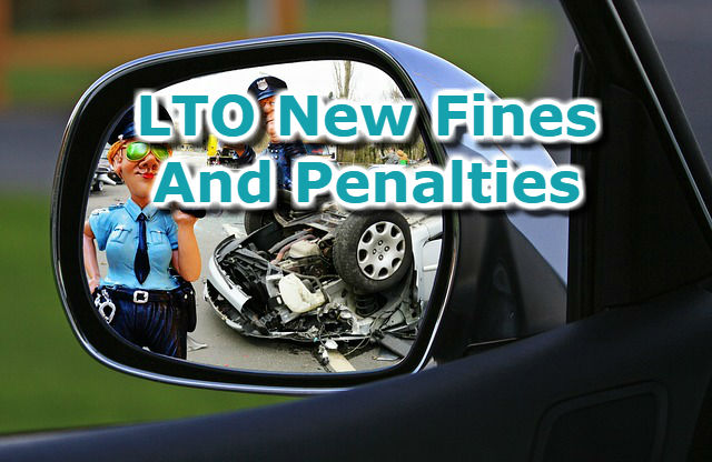 LTO Fines and Penalties