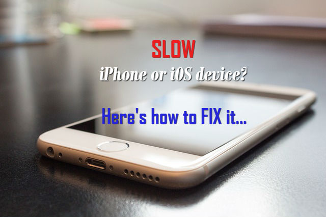 8 Easy Tips to Speed Up your iPhone or iOS Device (No Tech Background Needed)