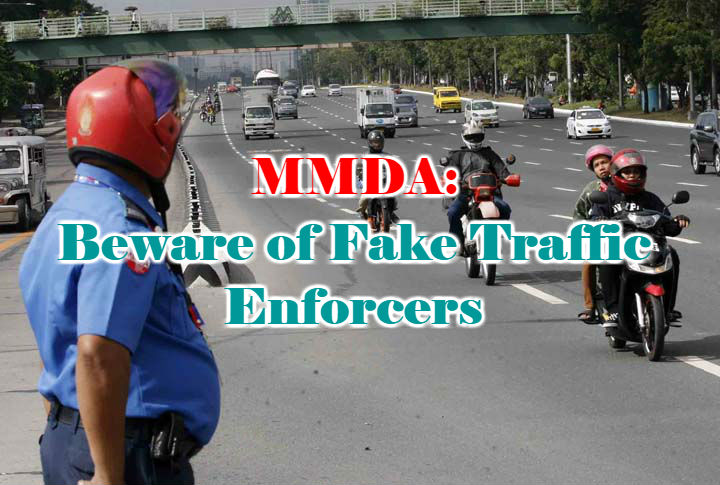 MMDA: Beware of Fake Traffic Enforcers