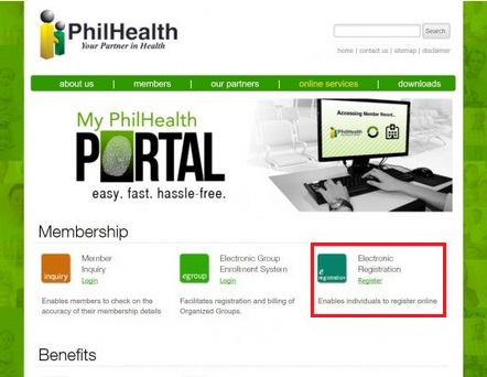 philhealth-online