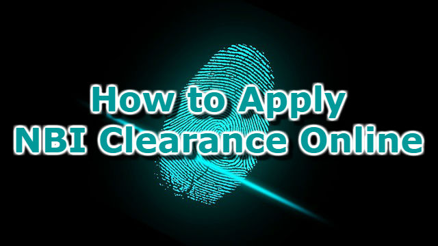 nbi-clearance-online-application