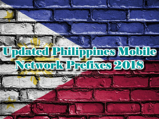 Philippines-mobile-prefixes