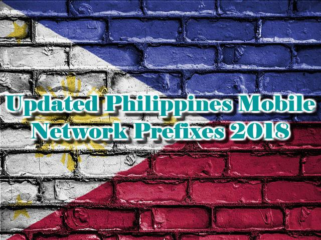 Philippines-mobile-prefixes