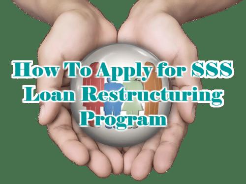 SSS-loan-restructuring-program