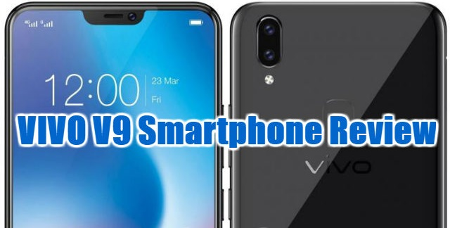 VIVO V9 Smartphone Pinoy Review