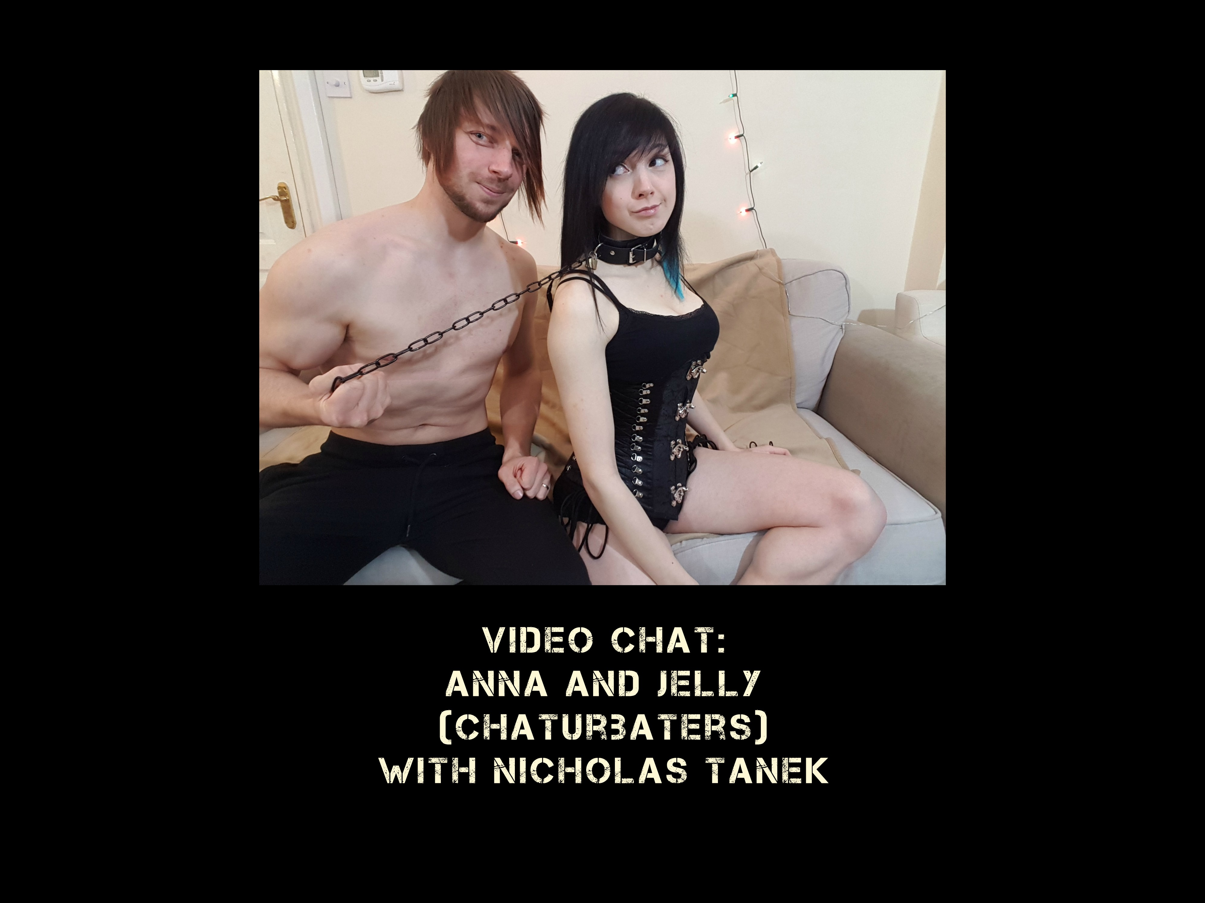 Naked boy and girls having sex