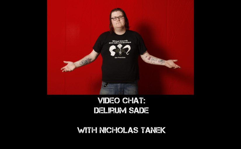 VIDEO CHAT: Sade Viscaria w/ Nicholas Tanek