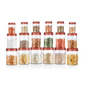 Milton Vitro Plastic jar Set
