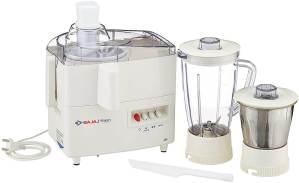 Bajaj Majesty JX 4 450-Watt - Juicer Mixer Grinder