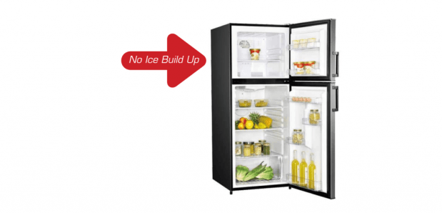 Image of a Frost Free Refrigerator