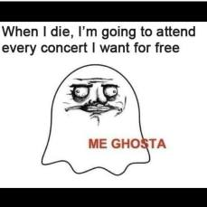 ghost concerts free meme
