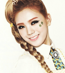 After School's Lizzy