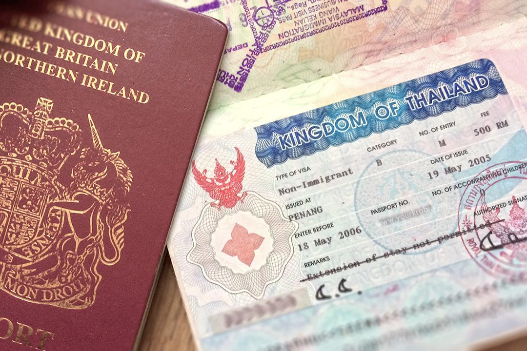 Do I Need A Visa For Thailand Your Krabi