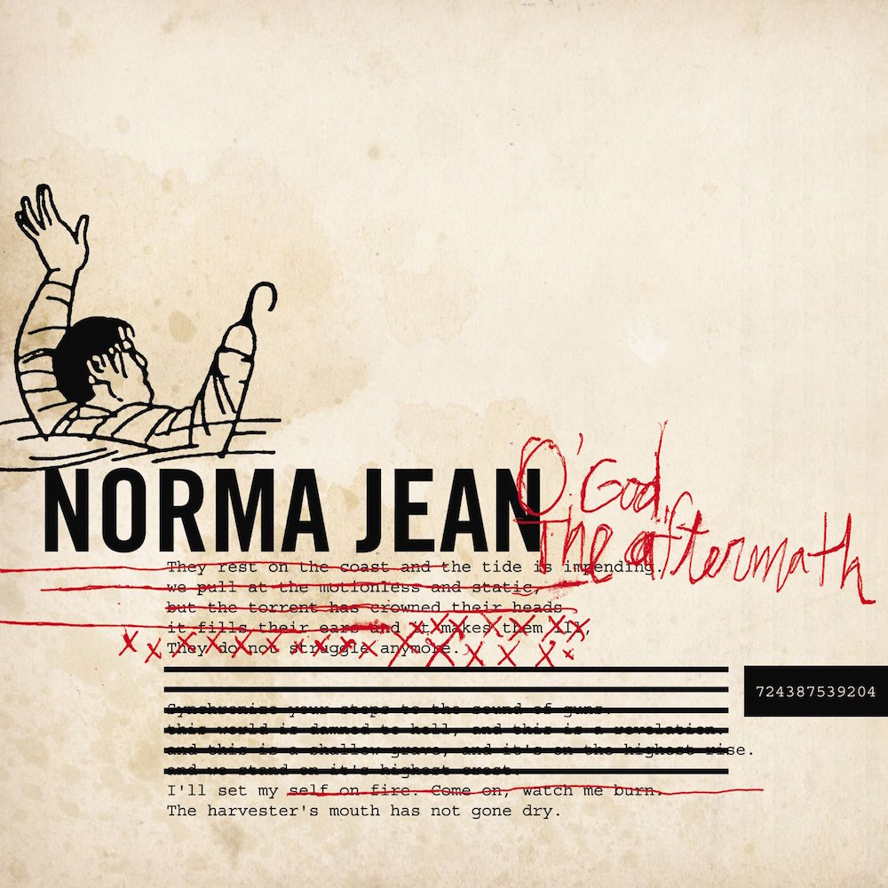 Norma Jean – Oh God, The Aftermath Review – Last Rites