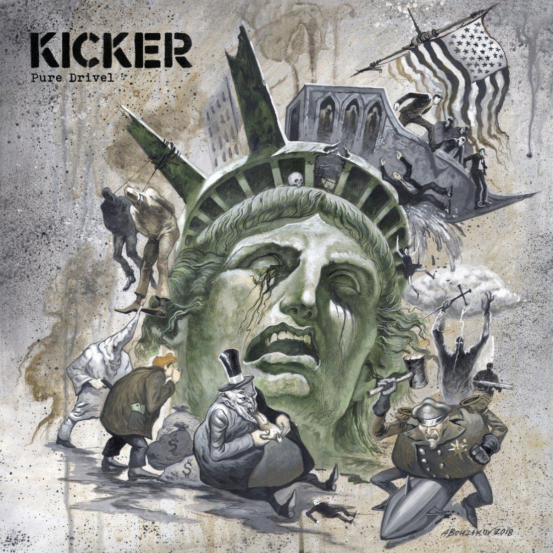 kicker-pure-drivel-cover