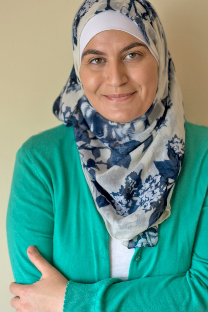 Sawsan Abu Farha Chef in disguise 2018