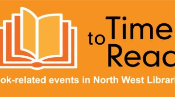 Book related events in North West libraries