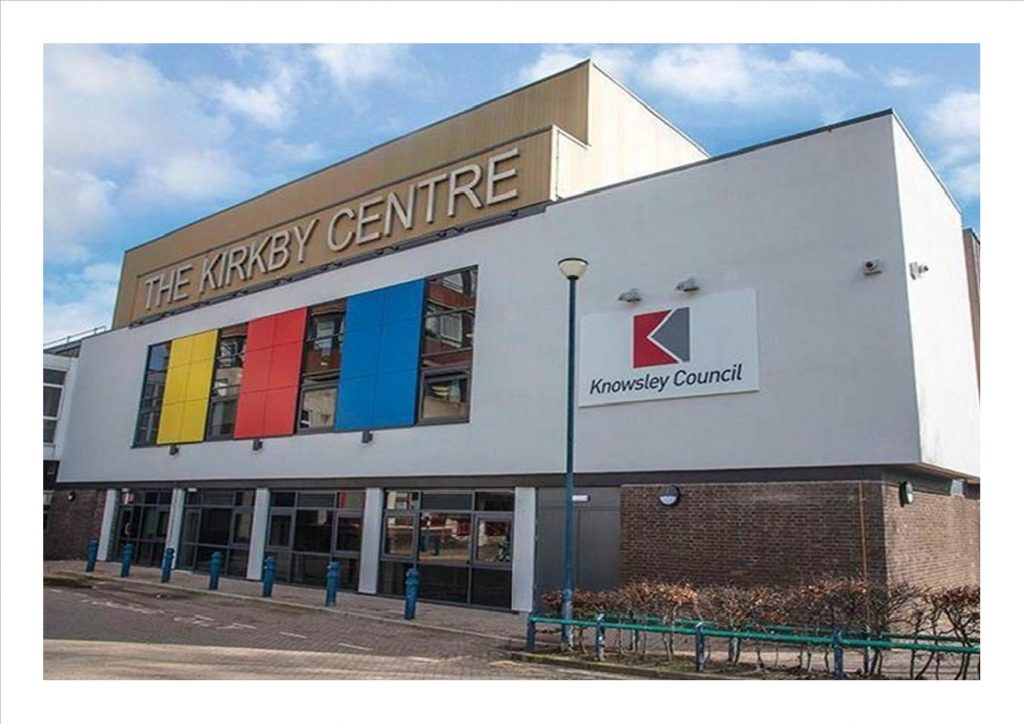 Kirkby library exterior image