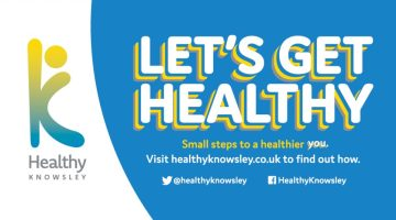 Healthy Knowsley logo