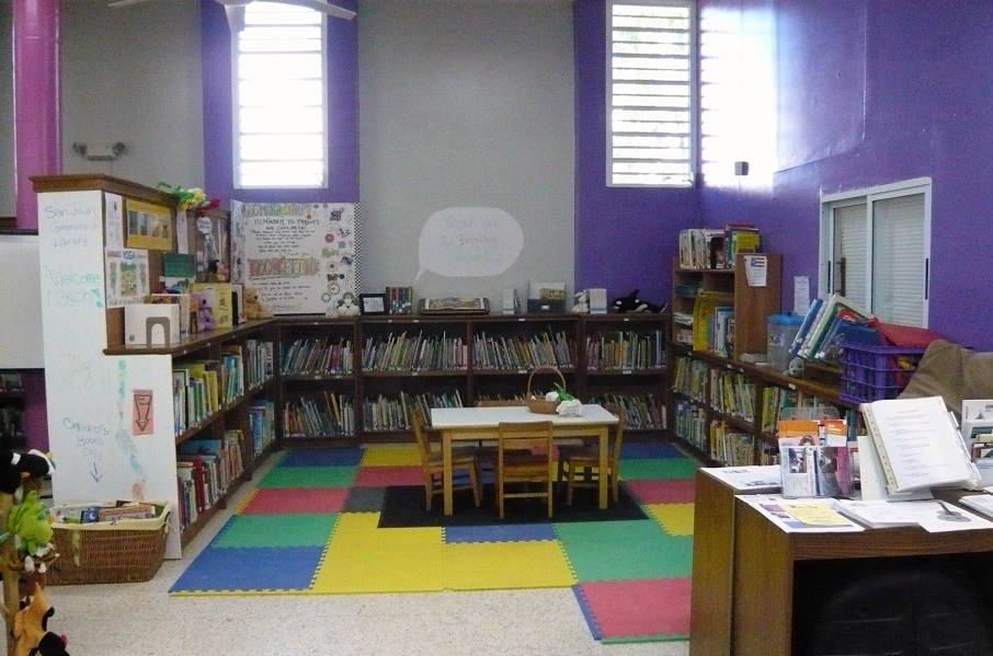 Children's section