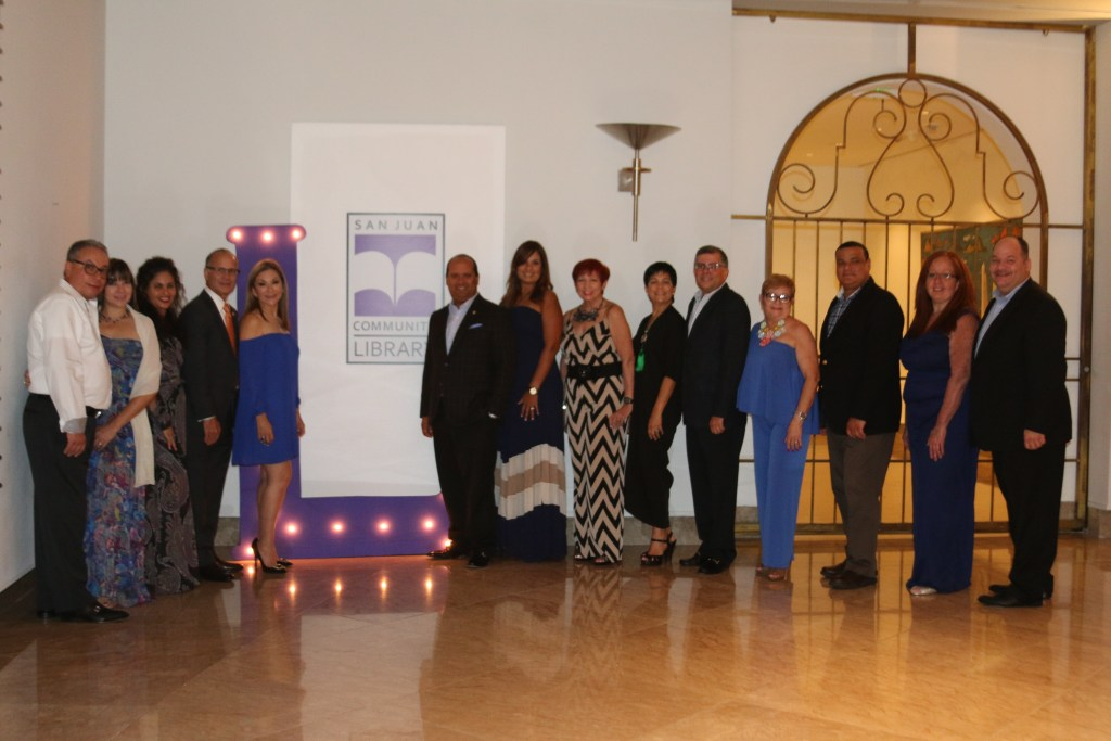 Members of the PR Chamber of Commerce