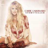 Carrie Underwood – 'Storyteller' Released Today!