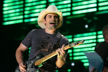 Brad Paisley CANCELS London and Dublin Shows