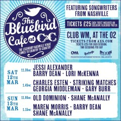 Bluebird Cafe Coming To C2C!
