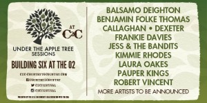 Under The Apple Tree Sessions Return To C2C