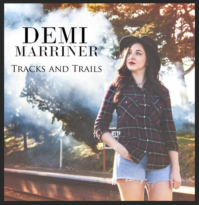 Demi Marriner – Tracks and Trails (EP)