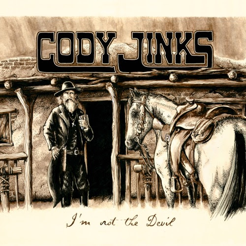 Cody Jinks To Release 'I'm Not The Devil' August 12th